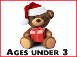 Ages under 3